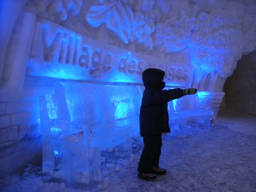 Village Des Neiges