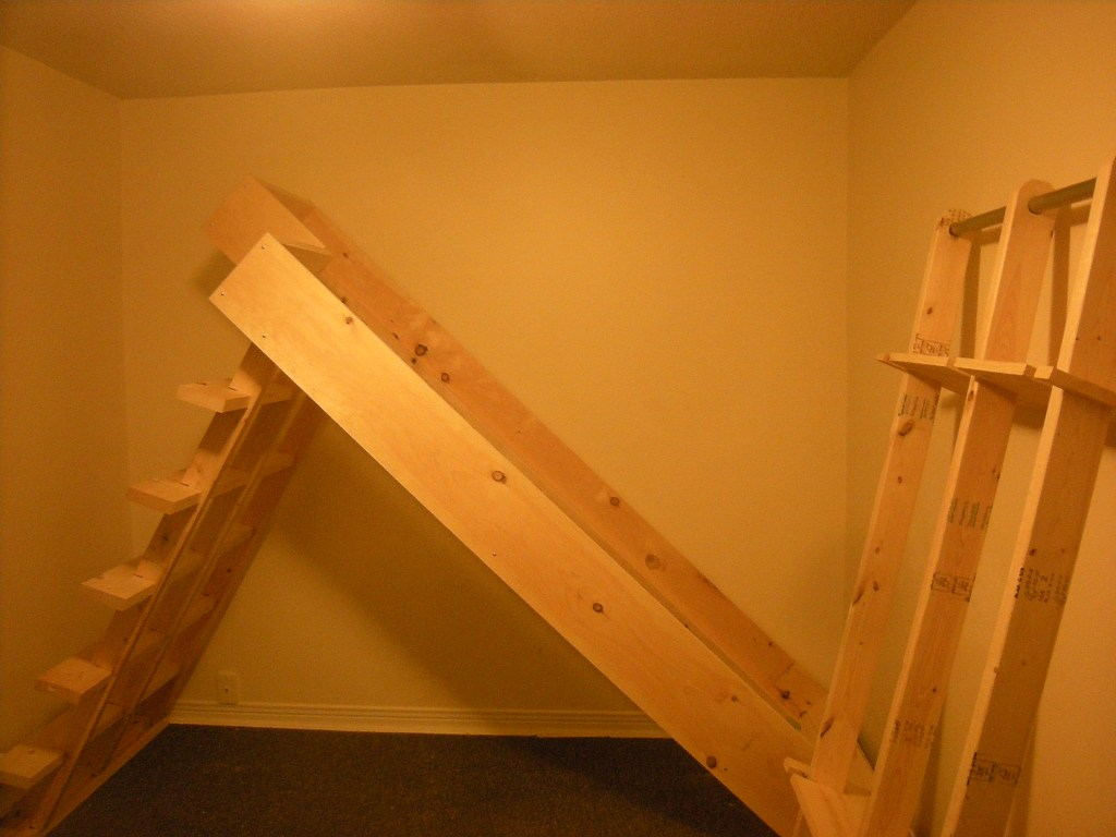 Project Loft Bed Installation: Step 1