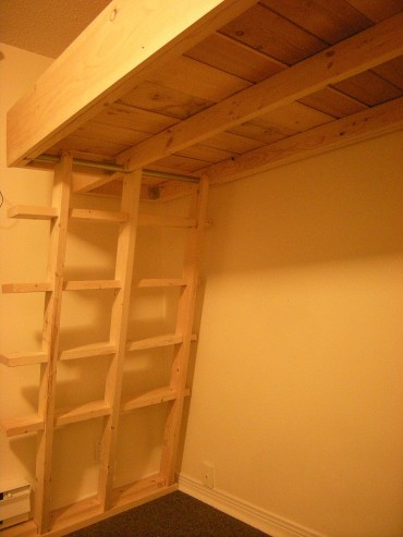 Boards to Bridge Joists