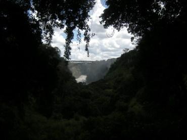 Distant Gorge