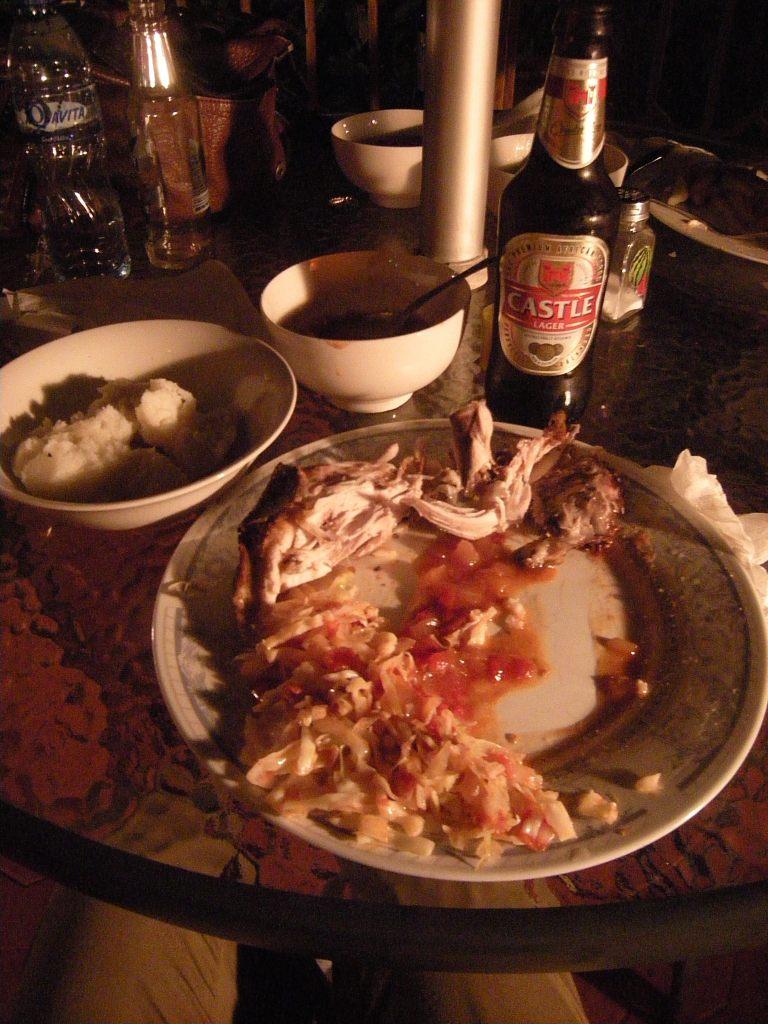 Zambian Meal
