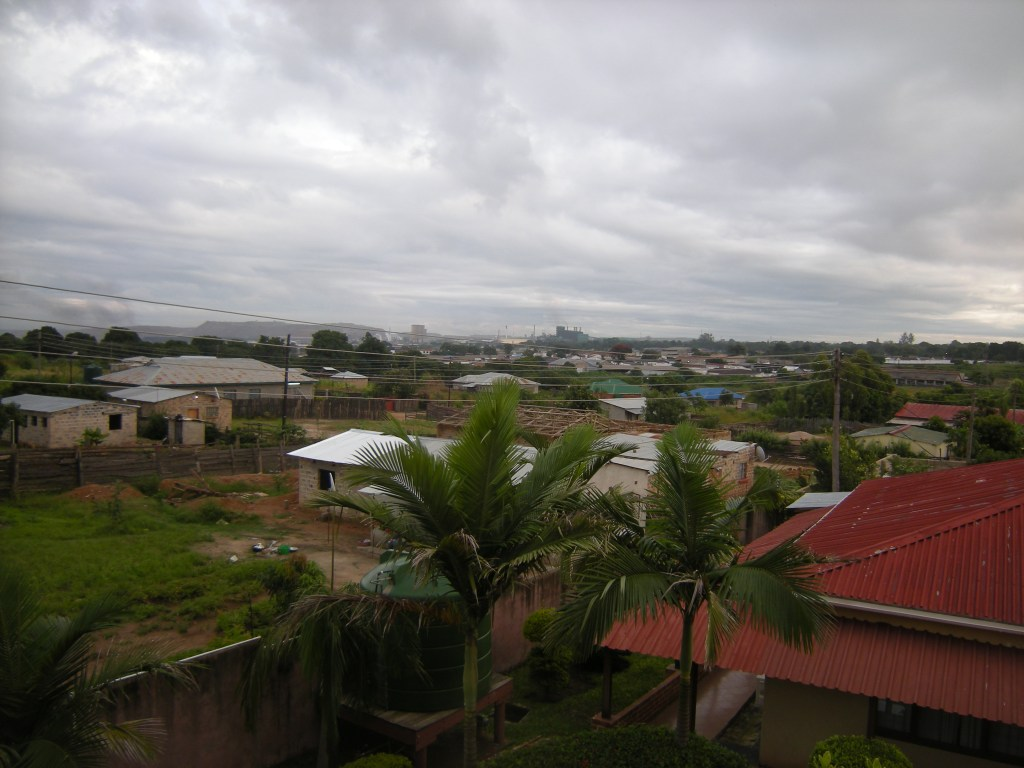 View of Chingola