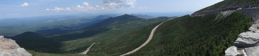 Pano from Whiteface