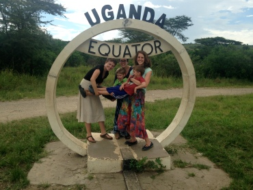 Bridging the equator