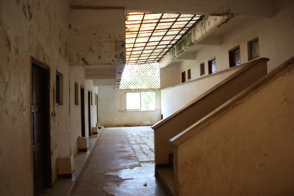 Public Hallway Space