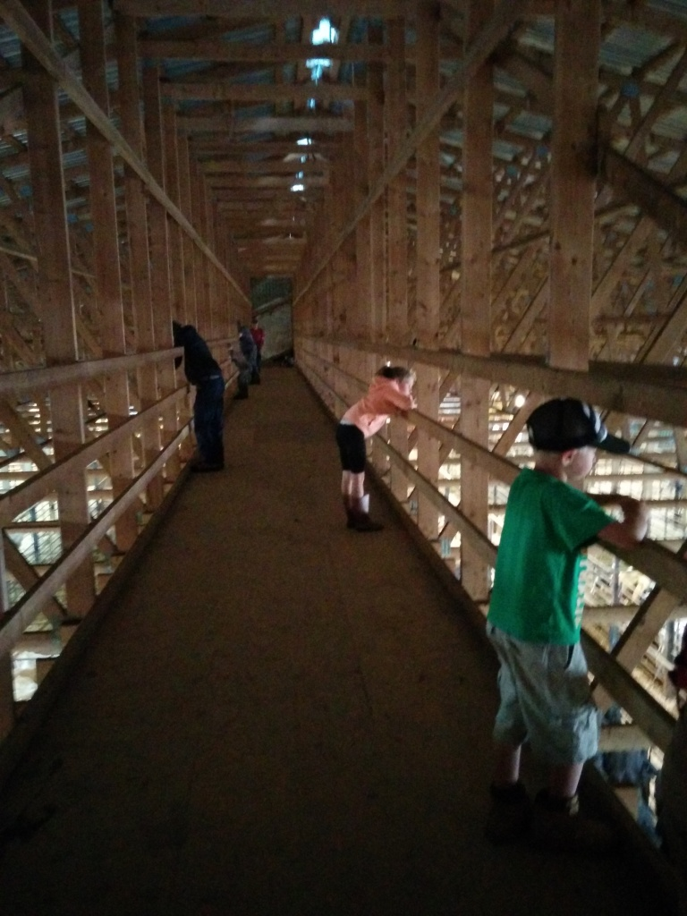 Barn mezzanine
